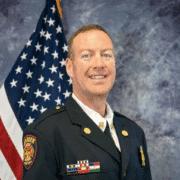 Bill Gardner, Senior Director of Fire Products at ESO.