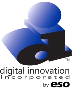 Logo for digital innovation incorporated by ESO.