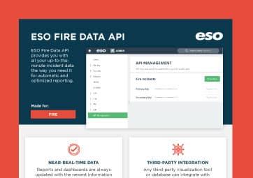 ESO Fire Data API